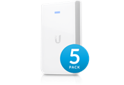 UniFi AC In-Wall 5-pack